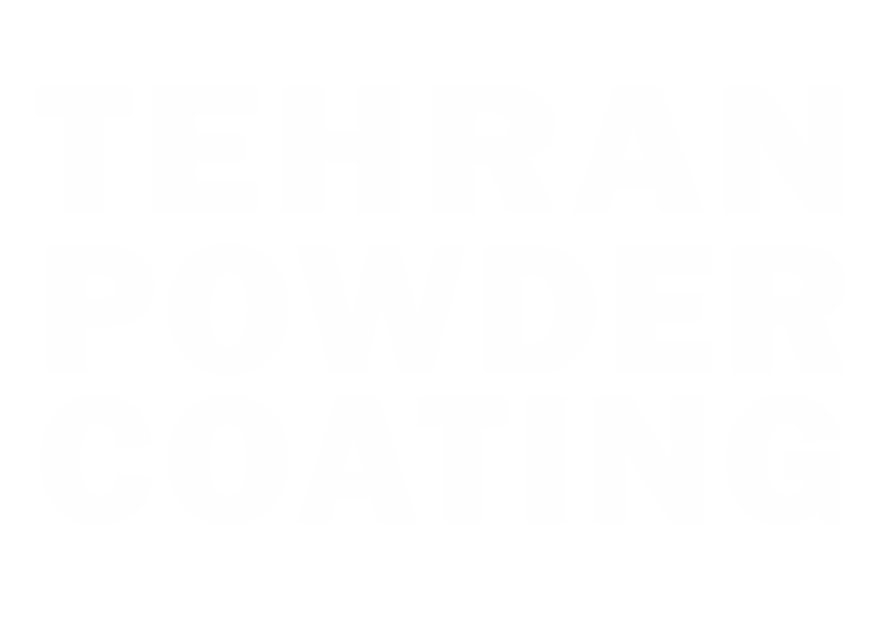 tehran powder coating