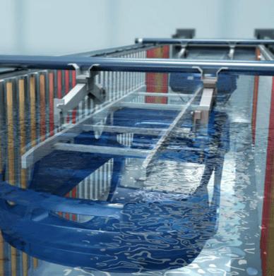 بدنه ماشین در فرایند رنگ پودری الکترواستاتیک